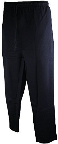 perfect-collection-cotton-rich-jersey-lounge-trousers-navy-blue-3xl-31l