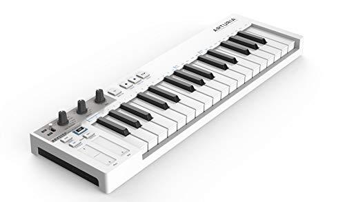 Clavier Midi/séquenceur polyphonique Arturia Keystep 430201-32 touches - Petit format