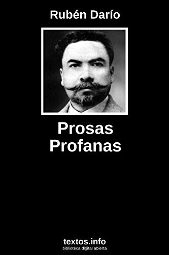Prosas profanas por Rubén Darío