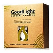 goodlight PARAFFIN-FREE velas de té