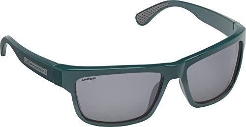 Cressi Unisex- Erwachsene Ipanema Sunglasses Sonnenbrille, Öl/Linse Fumè, Einheitsgröße