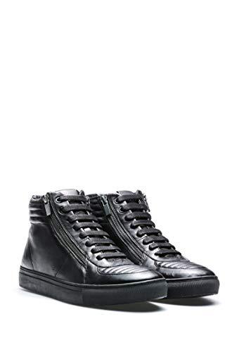 BOSS Hugo Herren Sneakers Futurism_Hito_mtzp1 schwarz (15) 44 (Hugo Boss Schuhe Herren Schwarz)