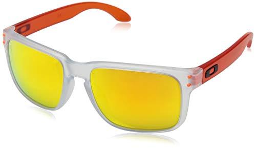 Ray-Ban Herren Holbrook Sonnenbrille, (Transparente), 57