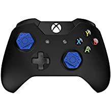 Dragon Slay Proteus Thumb Grips (1x Low, 1x High) - Xbox One Controllers - Blue