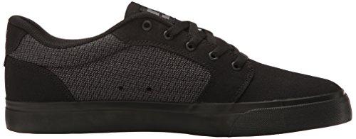 DC ANVIL TX SE Unisex-Erwachsene Sneakers Black/Dark Shadow