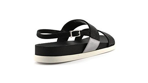 Liu Jo Donna Sandalo S17071T9245 07516 Sandalo footbed naoko Nero