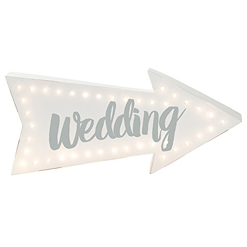 talking-tables-party-iluminacion-decorativa-tarjeta-led-boda-senal-multicolour-185-x-43-x-55-cm