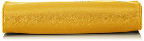 TRUSSARDI JEANS by Trussardi 75b500xx53, Pochette de soirée Multicolore (Yellow P16)