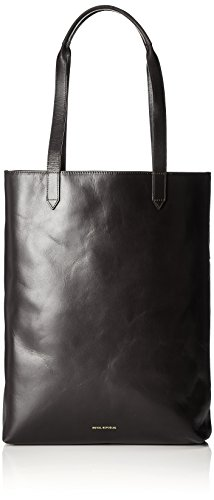 Royal RepubliQ Damen Tote Bag-Blk, Schwarz (Black), 10x41,5x31 cm (Bag Fashion Black Tote)