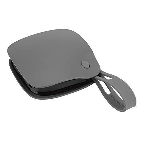 FTVOGUE Réchauffeur de Main Mini Portable Anti-déflagrant USB Rechargeable Double Face Chauffage Réchauffeur de Main Mobile Power Bank pour Home Office(03)