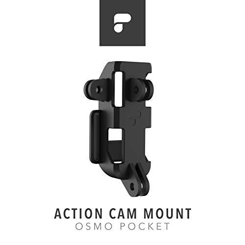 Polar Pro Action Mount for DJI Osmo Pocket (Connect to Any GoPro Mount)