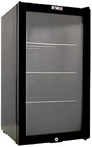 Mini Glass Door Refrigerator YCC110G