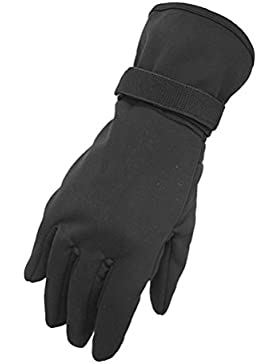 Zhhlaixing Outdoor Sports Breathable Runing Gloves Mens Winter Waterproof Warm Gloves