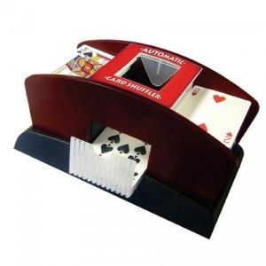 Re:creation Group Plc Deluxe-Mezclador de Cartas automático