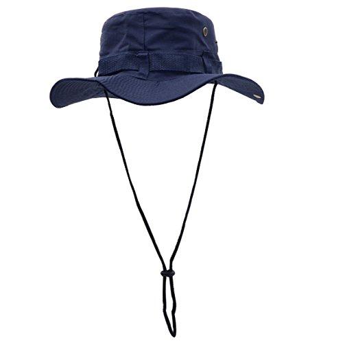 WinCret Außen Boonie Hat Bush Hut für Männer & Frauen - Multi-Farben Optional