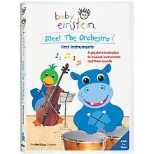 Baby Einstein: Meet The Orchestra-First Instruments DVD