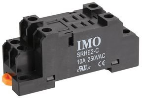 Imo Precision Controls 8PIN Relay Socket - Panel OR DIN Rail SRHE2-C