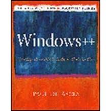 Windows Plusplus: Writing Reusable Windows Code in C++ (Andrew Schulman Programming Series)