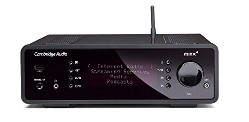 Cambridge Audio MINX XI Digital Music System schwarz
