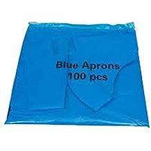 Other Delantales Azules Desechables - Paquete de 100