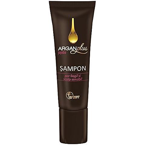 farmec Argan Plus champoo per capelli con olio di Argan