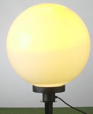 hochwertige Kugelleuchte 40cm Marlon, mit Erdspieß Außenleuchte Kugellampe von Bella-Vita GmbH auf Lampenhans.de