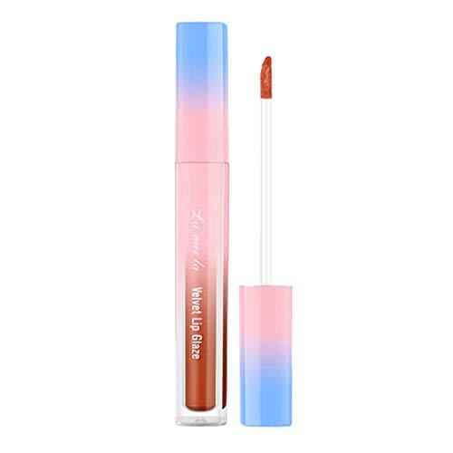 Lip Gloss FORH FOCALLURE Lippenstifte Kosmetik Sexy Lippen Matte Lipgloss wasserdichte Long Lasting Moisturizing Flüssigkeit Lipgloss Lippenstift Lip Gloss (K)