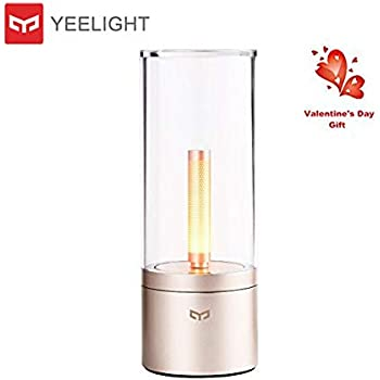 Soin Yeux Atmosphère Des Bluetooth Led 6 5w 1800k Candlelight Bougie Ambiance Yeelight CandelaLampe 4 Chevet Intelligent De 2 6Ybf7gvIy