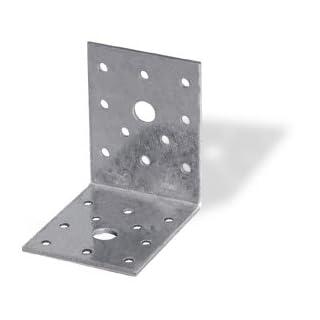 50 Stück Winkelverbinder WV mit CE Kennzeichnung 90x90x65x2,5