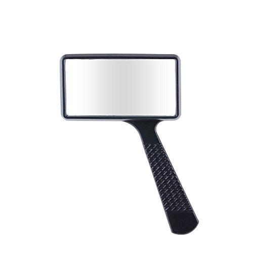 Lupe-10X Handheld Rechteck Lesen Sie Zeitung Schmuck Lupe,95mm*50mm