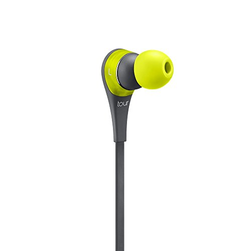 31MW2dmTkDL - BEATS Tour 2 active, In-ear Kopfhörer, Gelb