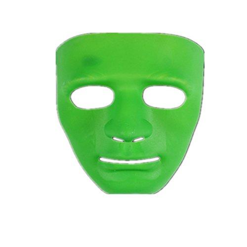 Black Temptation Halloween Masquerade Horror Make-up Kostüme Gesichtsmaske #2