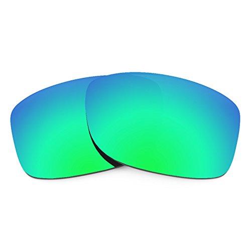 Revant Ersatzlinsen für Oakley Jupiter Squared Emerald Grün MirrorShield®