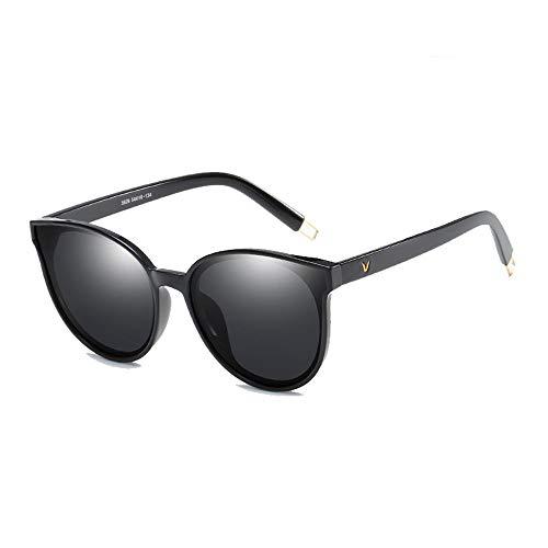 Sonnenbrille aus polarisiertem Aluminium UV400-Schutz im Freien polarisierte Sonnenbrille für Frauen für das Fischen sportliches Fahren mit Sonnenbrille Retro-Sonnenbrille, klassische Pilotenbrille, S
