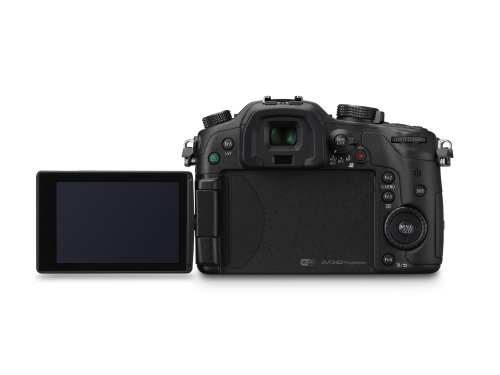 Panasonic Lumix DMC-GH3HEB-K Compact System Camera with 14-140mm Lens - Black (17.2 MP, 4x Digital Zoom)