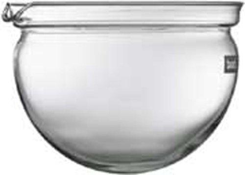 Bodum 1915-10 Ersatzglas zu Teebereiter transparent, 1.5 L