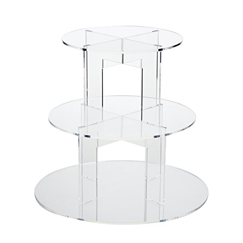 trixes-clear-circular-3-tier-cake-stand-baking-display-cupcakes-stand-occasions