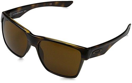 Oakley Herren Sonnenbrille Twoface Xl, Braun (Polished Tortoise), 59