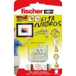fischer-522206-fijacuadros-blanco-blister-8pz