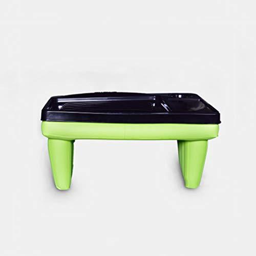 SONGDP Table Pliante Table Gonflable extérieure de Protection de l'environnement de Table Gonflable de PVC de Protection de l'environnement de Table d'extérieur de Voiture 54cm × 34cm × 20cm