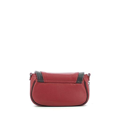 Tracollina Sling Bag BURGUNDY/NERO