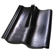 Cordón elástico doble S techo sartén Werit Plástico de sartén, ...