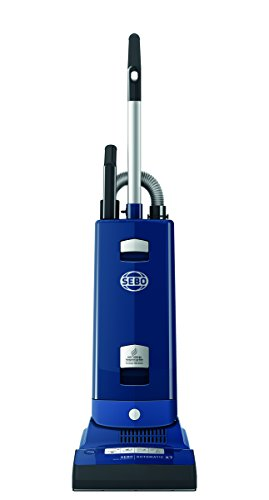 Sebo Automatic X7 Bürststaubsauger Blau