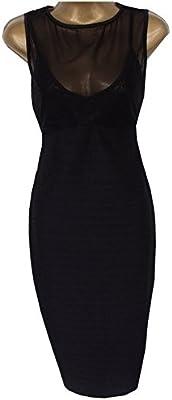 ASOS - Vestido - ajustado - Sin mangas - para mujer
