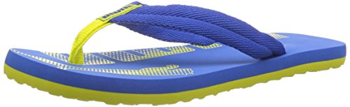Puma Epic Flip Jr, Infradito bambini Rosa rosa, Blu (Blau (strong blue-fluro yellow 06)), 34