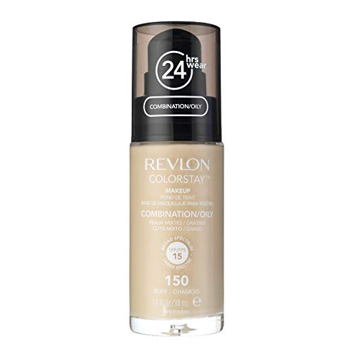 Revlon ColorStay Makeup for Combi/Oily Skin Buff 150, 1er Pack