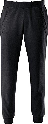 Schneider Herren-Freizeithose aus Sweat schwarz Größe 26