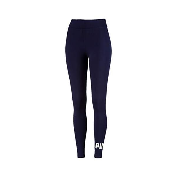 PUMA Essentials Logo, Pantaloni Compressione Donna 1 spesavip