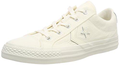 Bianco 48 EU Converse Lifestyle Star Player Ox Cotton Scarpe da Fitness sn4