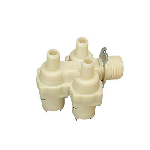 Magnetventil 3-fach 90° Waschmaschine Spülmaschine wie Bosch Siemens 088495